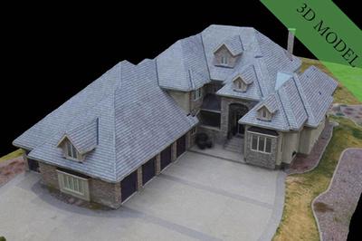 3D Exterior Model