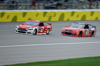 05.09.2015 - Spongebob Squarepants 400 NASCAR Sprint Cup Series Race @ Kansas