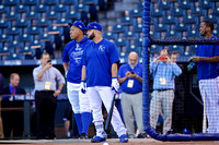Kansas City Royals vs Houston Astros - ALDS (Game 3) 0012