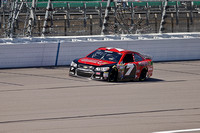 NASCAR Sprint Cup Series Final Practice @ Kansas 028