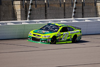 NASCAR Sprint Cup Series Final Practice @ Kansas 004