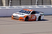NASCAR Sprint Cup Series Final Practice @ Kansas 071