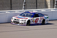 NASCAR Sprint Cup Series Final Practice @ Kansas 053
