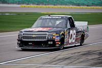 05.08.2015 - NASCAR Camping World Truck Series Qualifying @ Kansas