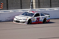 NASCAR Sprint Cup Series Final Practice @ Kansas 034
